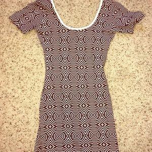 American Apparel mini dress size S